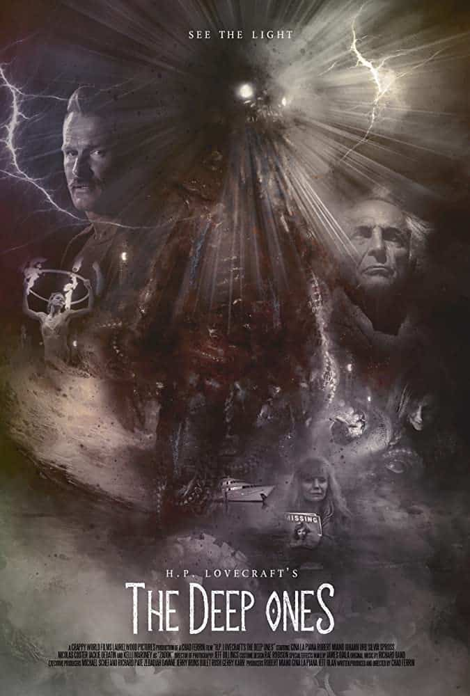 Eric's H.P. Lovecraft Film Festival Review: The Deep Ones (2020)