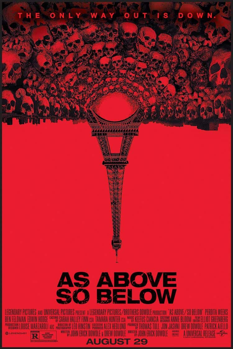 Mike's Review: As Above So Below (2014)