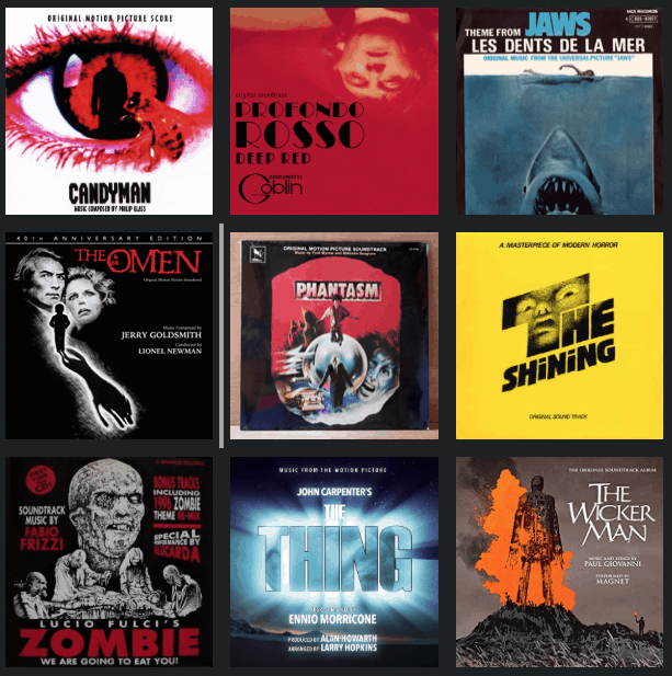 Dead List: Top 10 Horror Soundtracks of All Time