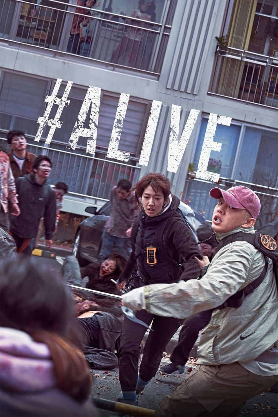 Mike's Review: Alive (2020)