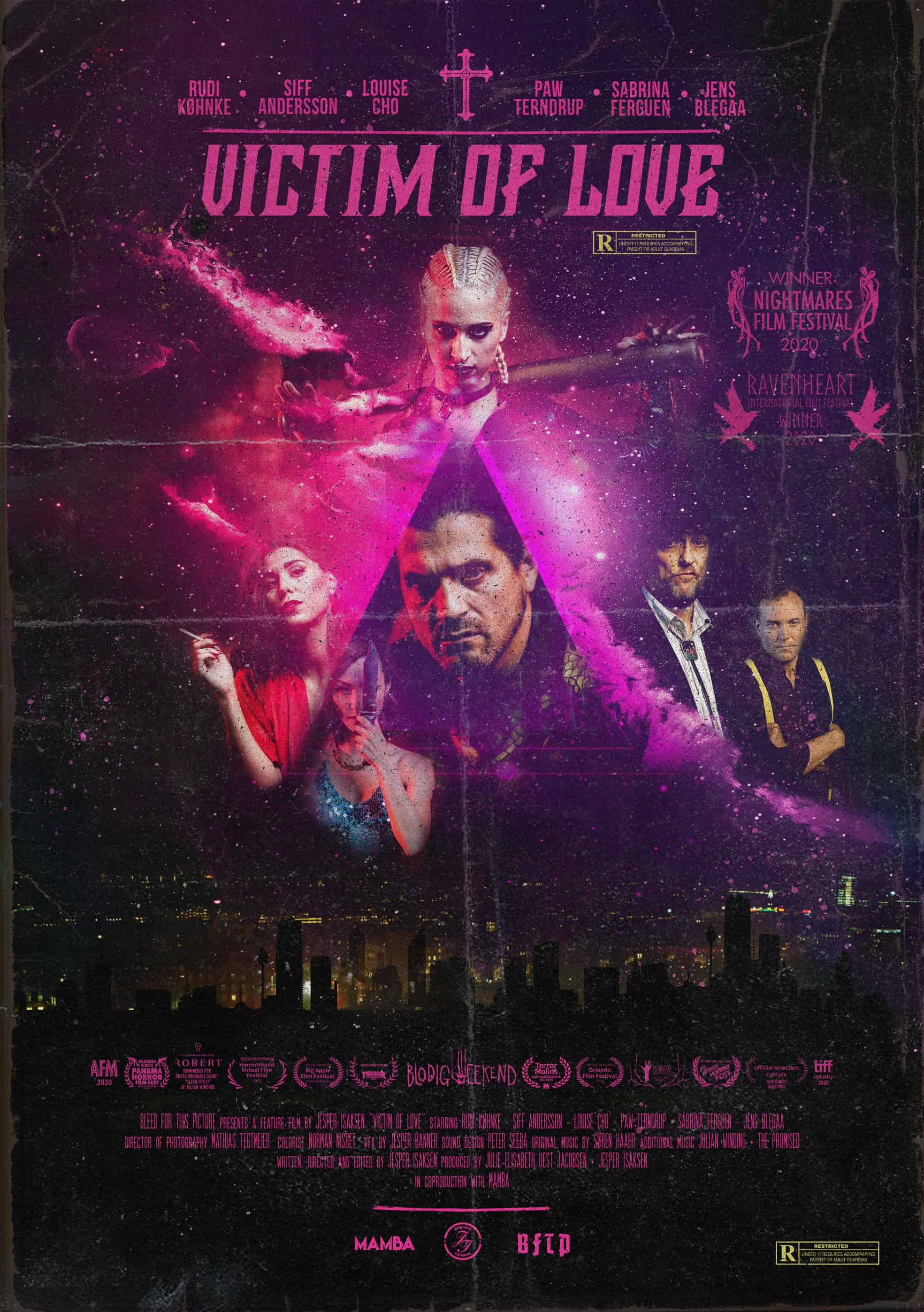Mike's Review: Victim of Love  (Another Hole in the Head Festival)