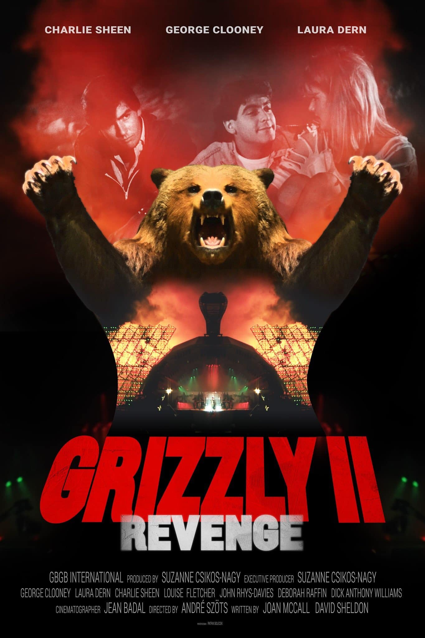 Trailer Alert! Grizzly II
