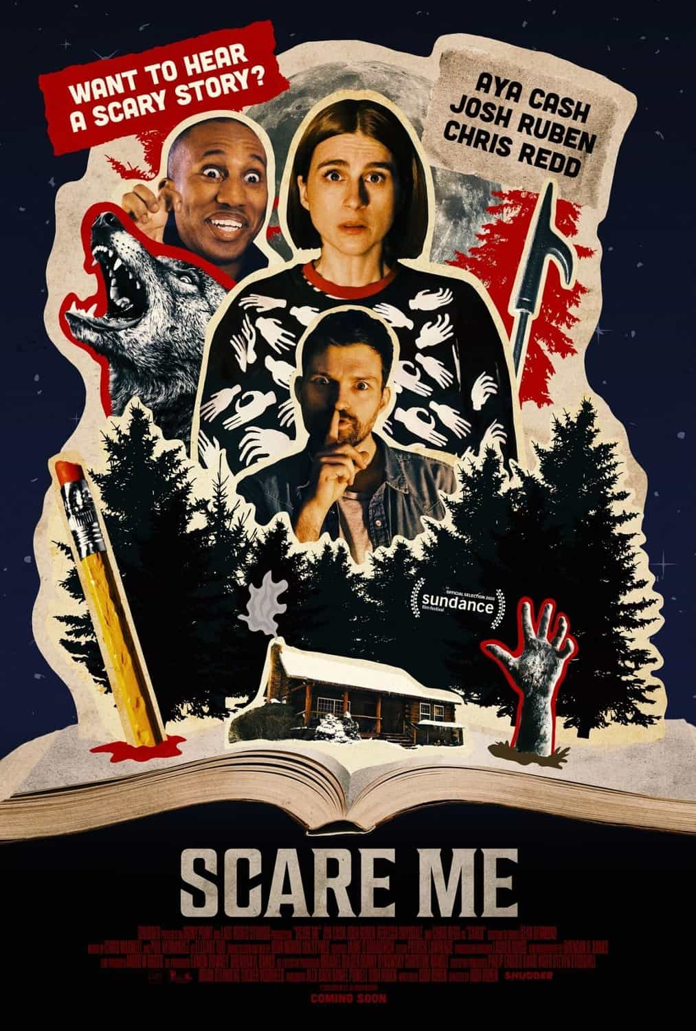 Mike's Review: Scare Me (2020)