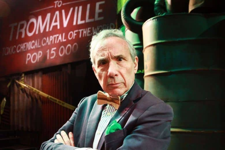 The Scariest Things Podcast Extra: The Lloyd Kaufman Interview!