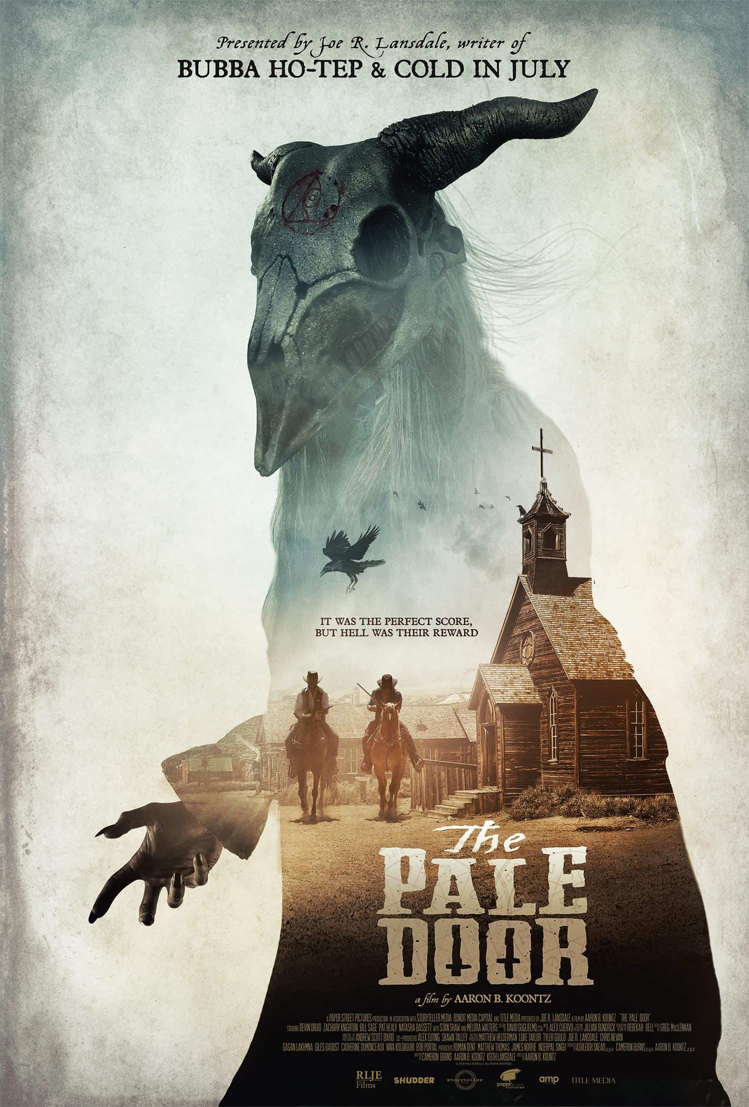 Mike's Review: The Pale Door (2020)