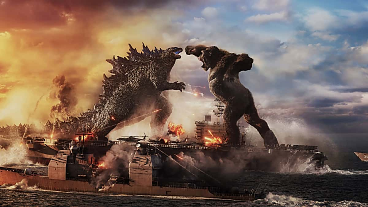 Trailer Alert! Godzilla vs. Kong (2021)