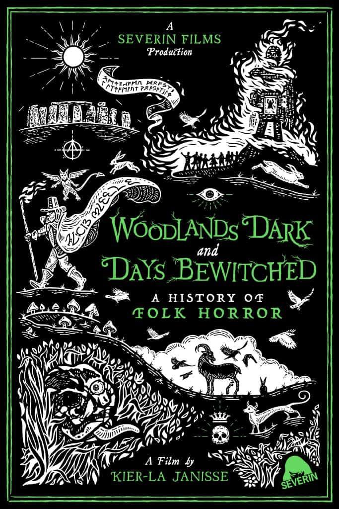 Mike's Review: Woodlands Dark Days Bewitched A History of Folk Horror (2021) (SXSW Festival)