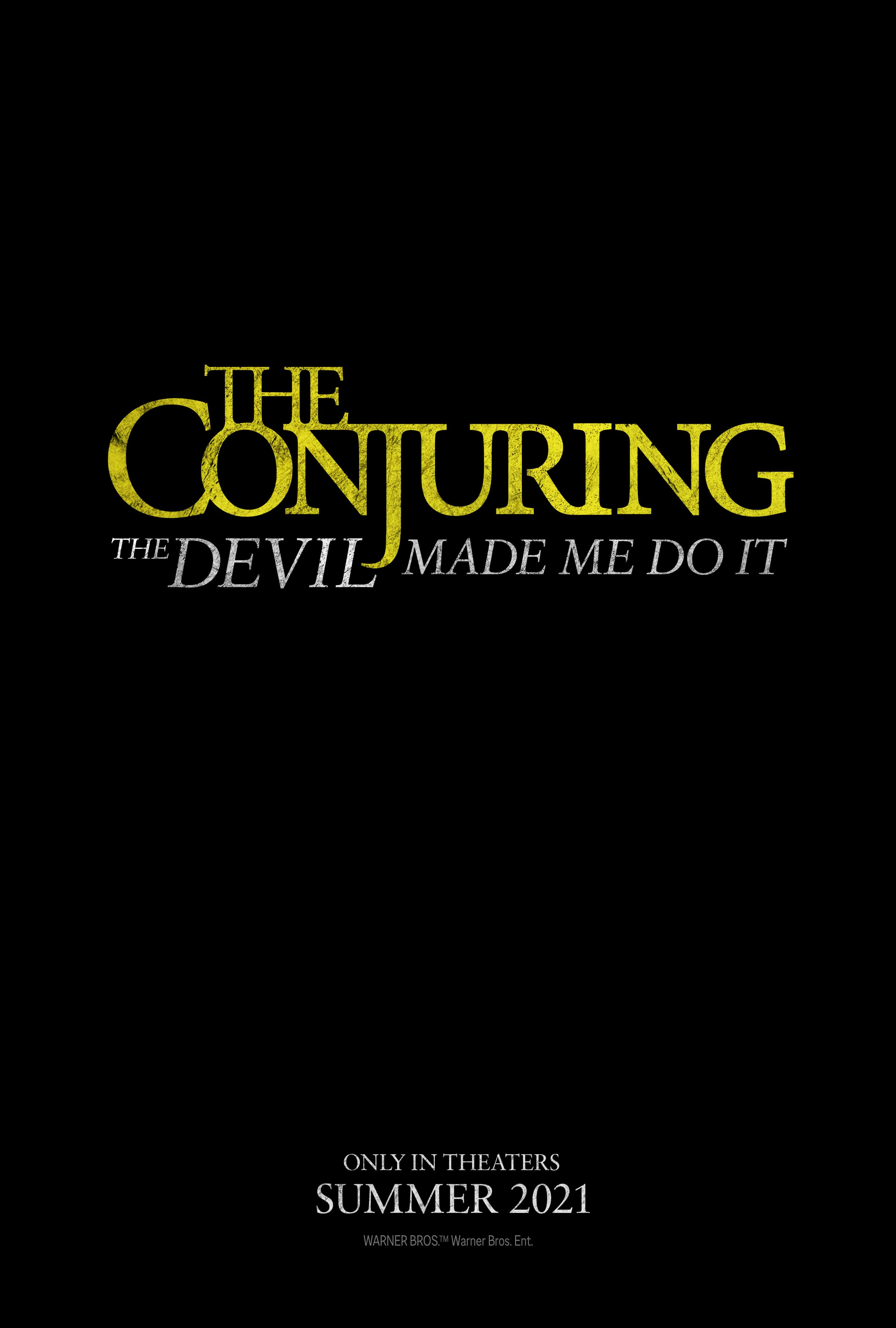 Trailer Alert! The Conjuring III