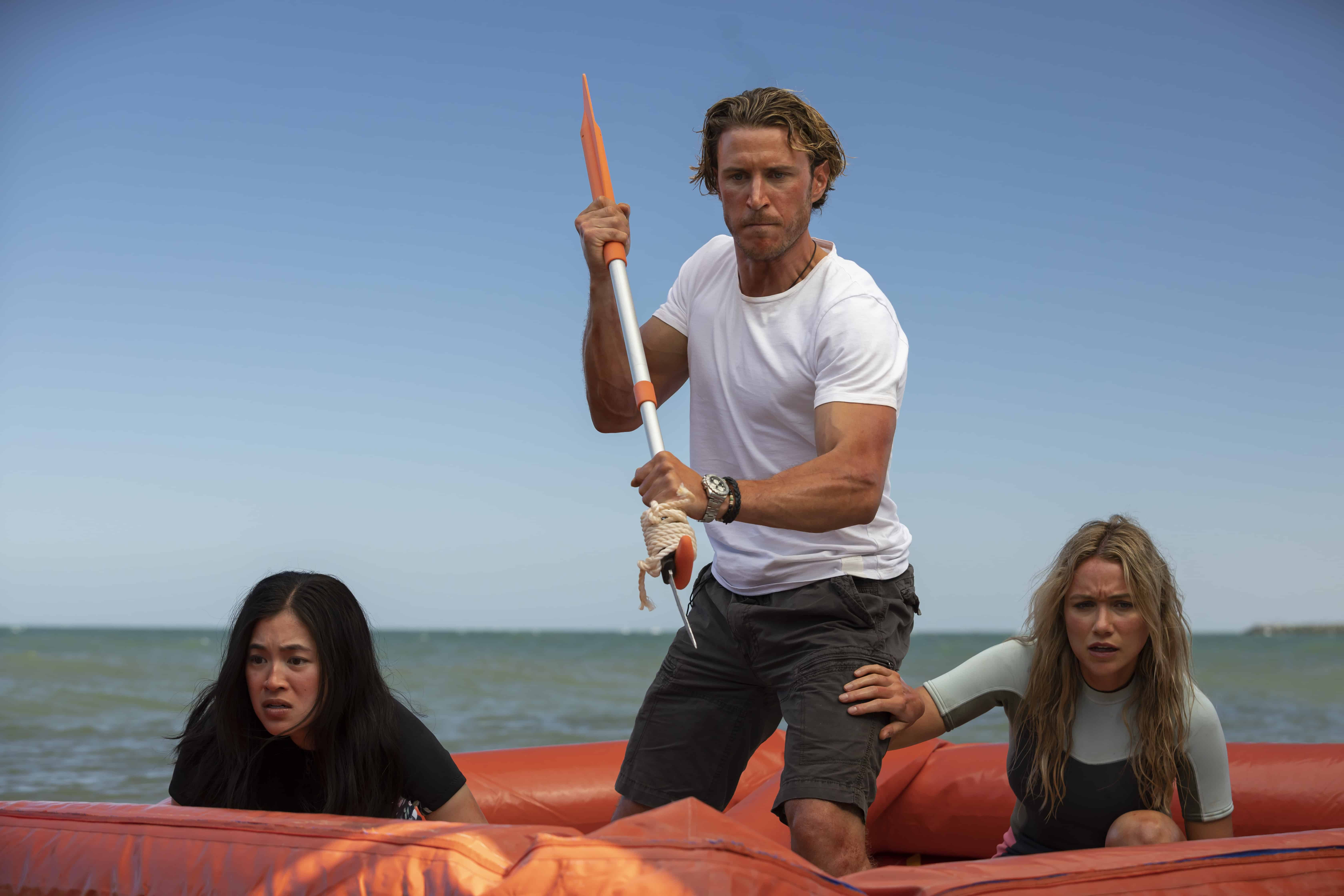 """Movie News: RLJE Films & Shudder Announce Their Acquisition of North American Rights to """"Great White"""""""