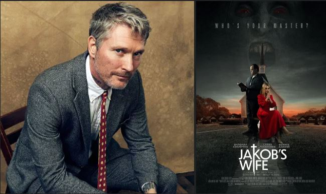 Podcast Extra: An Interview with Jakob's Wife director Travis Stevens!