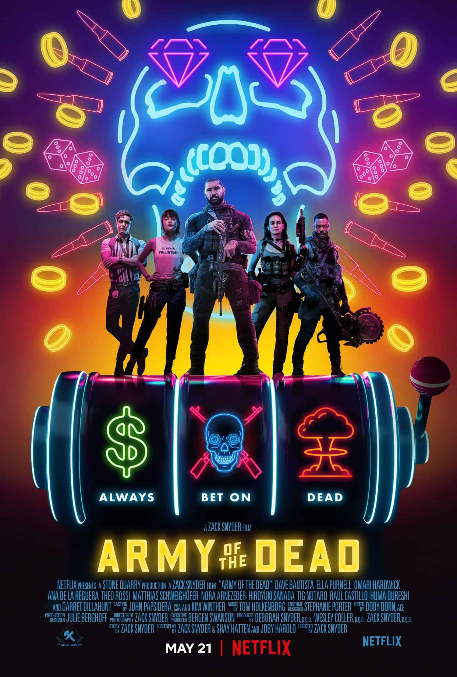 Mike's Review: Army of the Dead (2021)