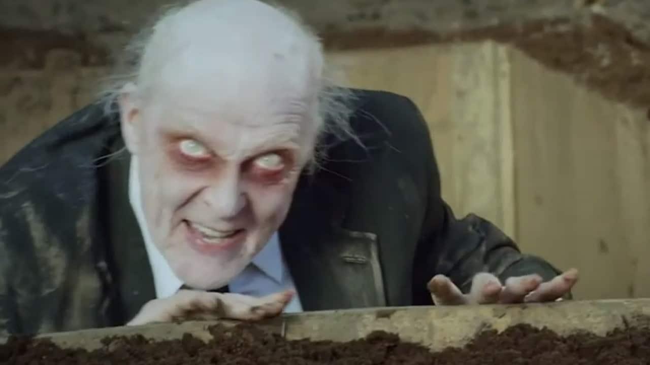 Trailer Alert! Digging to Death