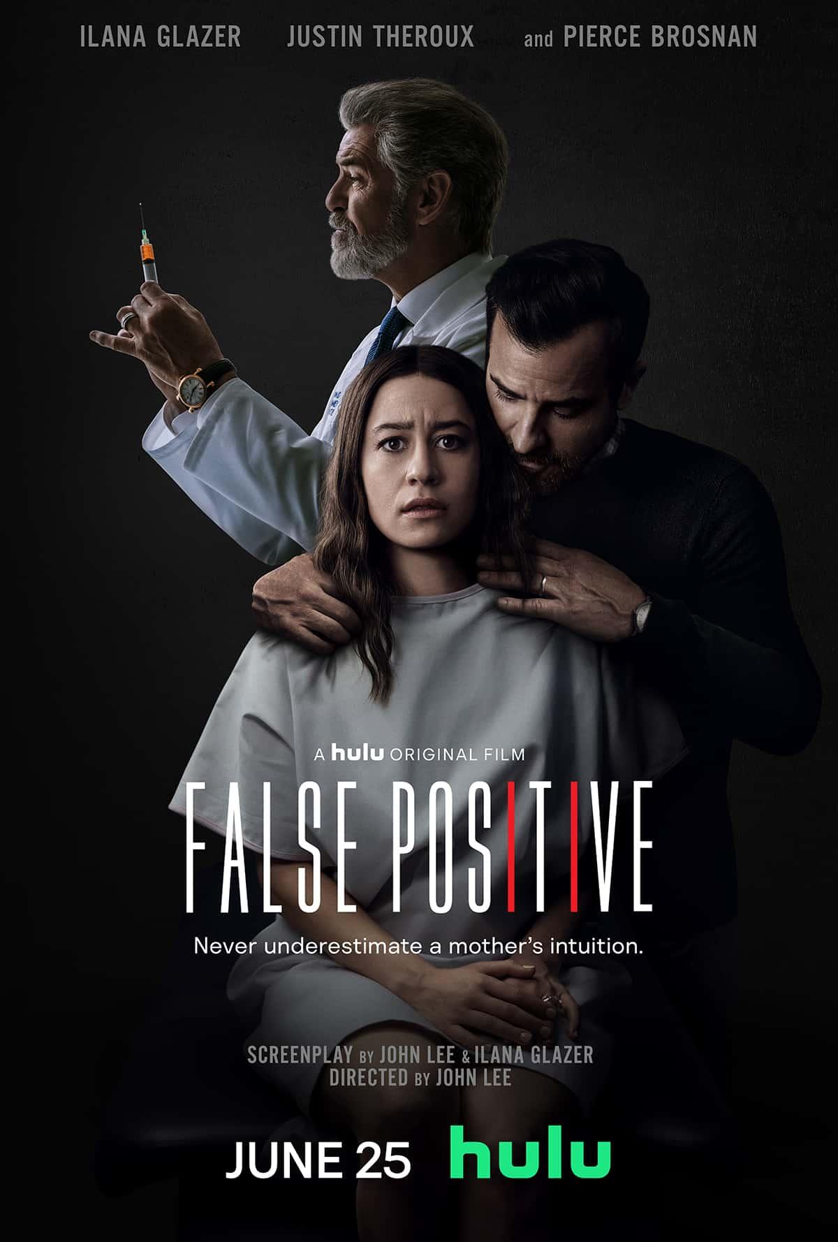Trailer Alert! False Positive (2021)