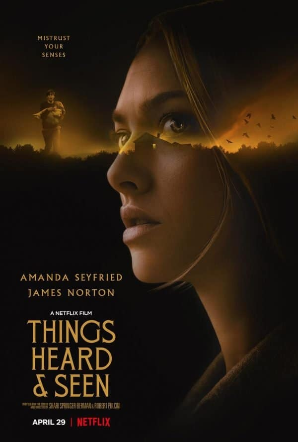 Mike's Review: Things Heard and Seen (2021)