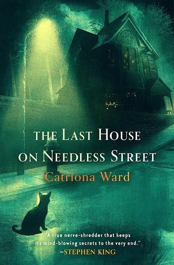 Liz's Book Report: The Last House on Needless Street