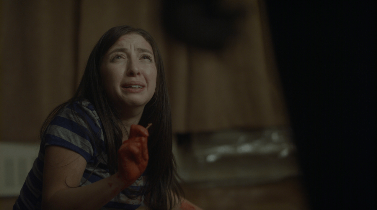 Joseph's Reviews: Twisted Dreams Film Festival Online 2021 Horror Shorts: Momma, Don't Go; Make a Wish; and The Guard Station