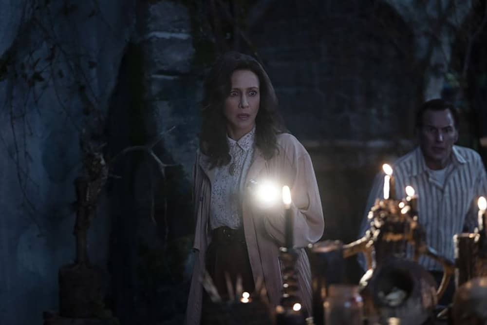 The Scariest Things Review: The Conjuring: The Devil Made Me Do It (2021)