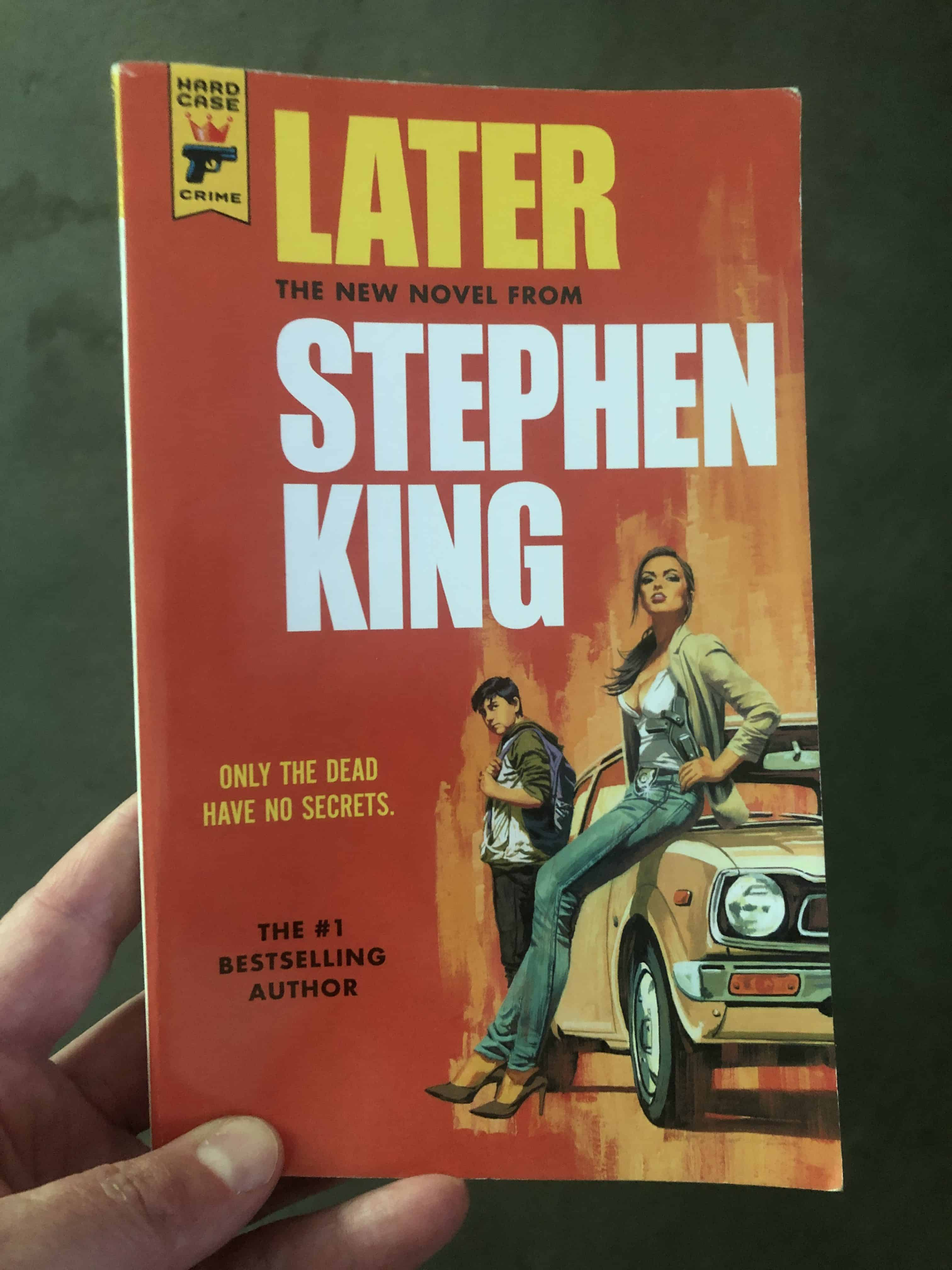 Mike's Book Report: Later (2021)