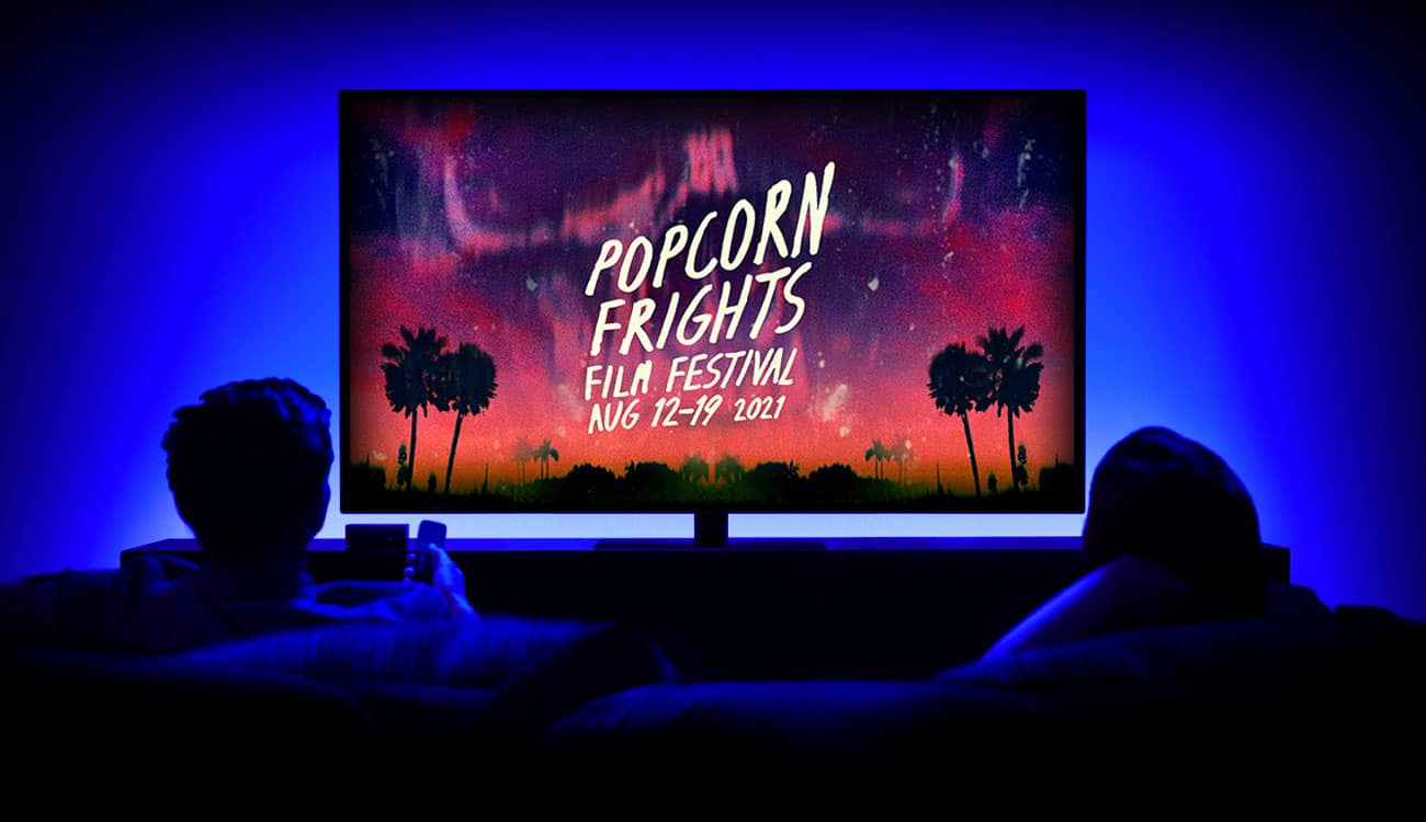 Popcorn Frights Announces Second Wave of Programming for Virtual Festival!