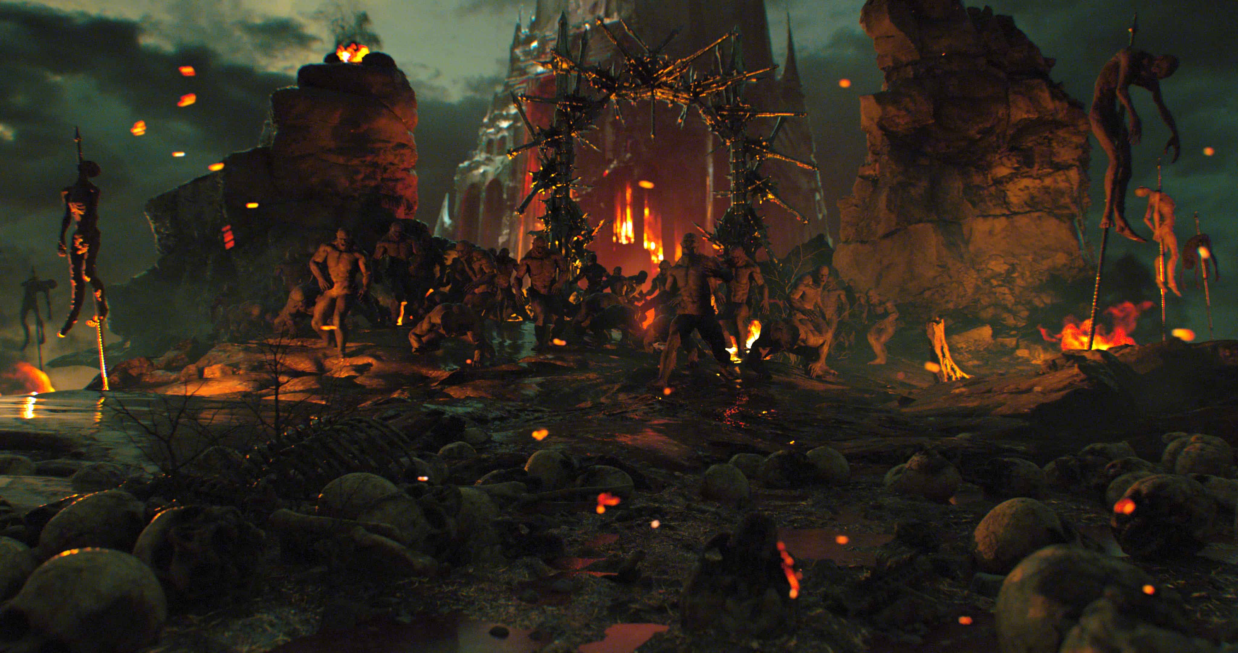 """Movie News! VFX-Heavy Array of Demons And Monsters Abound in """"Behemoth"""""""