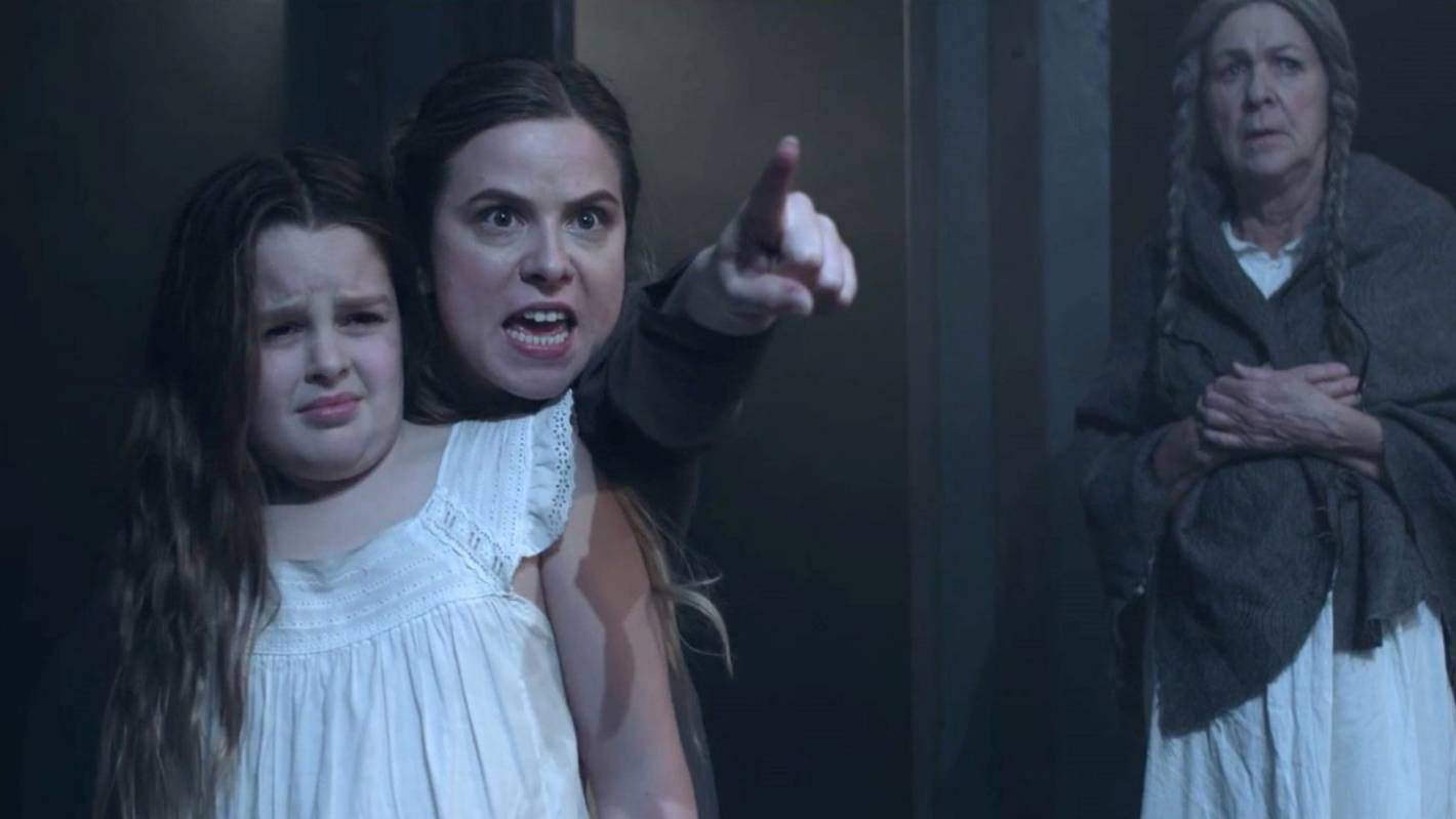 Eric's Portland Horror Film Festival Review: The Turn of the Screw (2021)