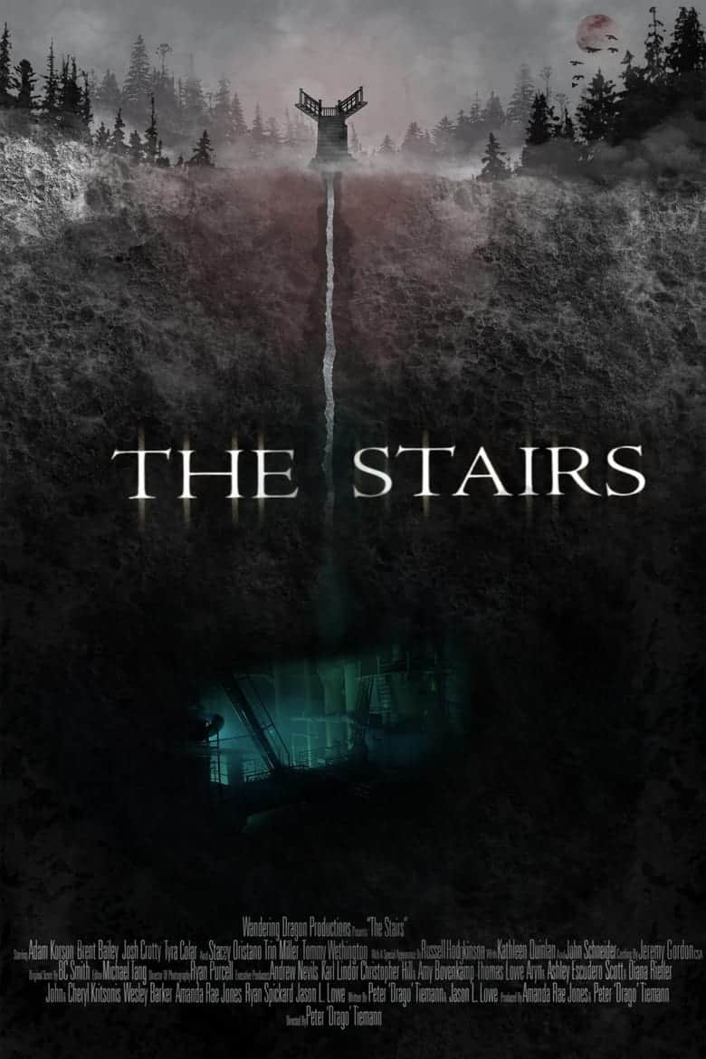 Mike's Portland Horror Film Festival Review: The Stairs (2021)