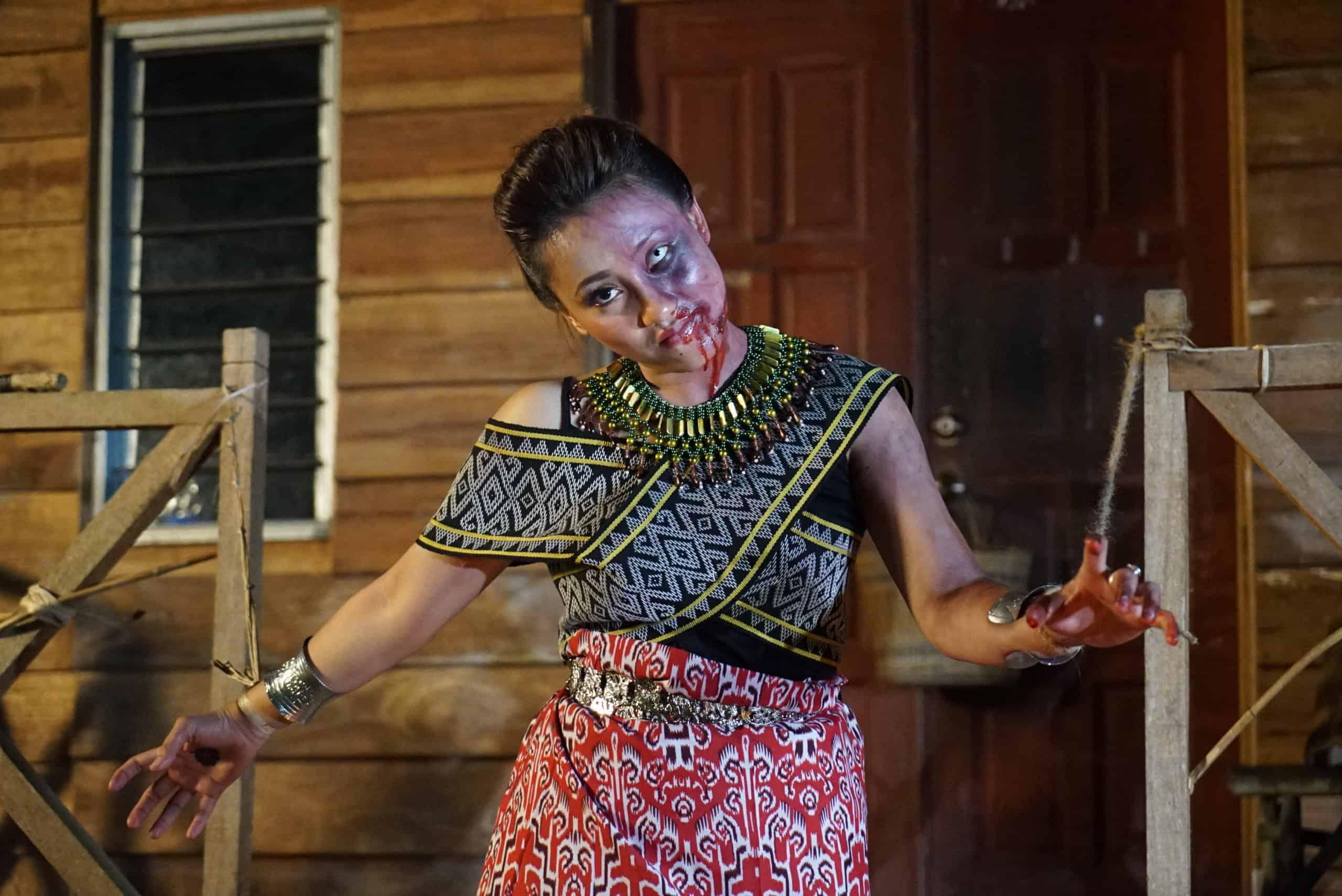 Eric's Portland Horror Film Festival Review: Zombie Infection – Belaban Hidup (2021)