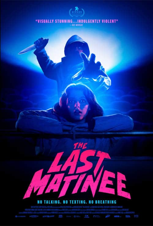 Mike's Review: The Last Matinee (Popcorn Frights 2021)