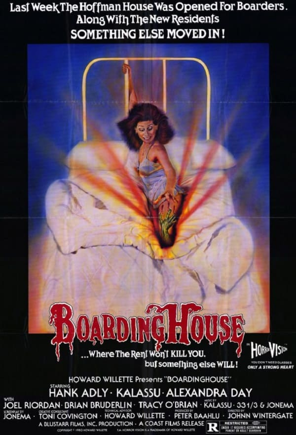 Mike's Review: Boarding House (Nightstream Festival, 1982)
