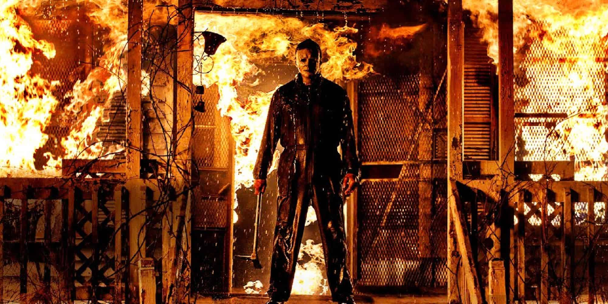 Eric's Review: Halloween Kills (2021)